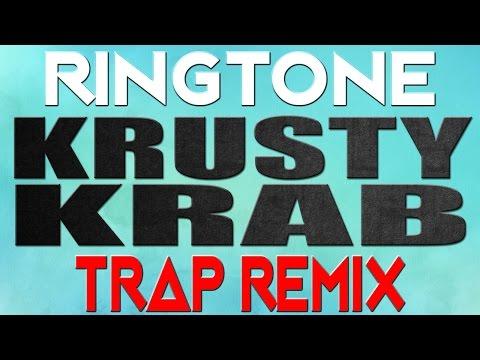 Krusty Krab Trap Remix iPhone Ringtone - SpongeBob SquarePants Theme