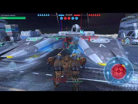 War Robots - Squad Journal #33 - Domination - Steel Forge [sƒ] vs [R*C]