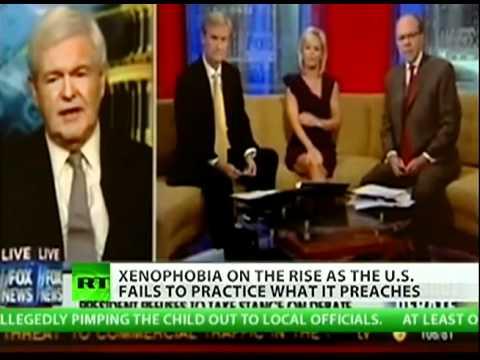 xenophobia in america