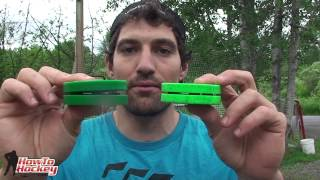 Green Biscuit Snipe Review - HowToHockey.com