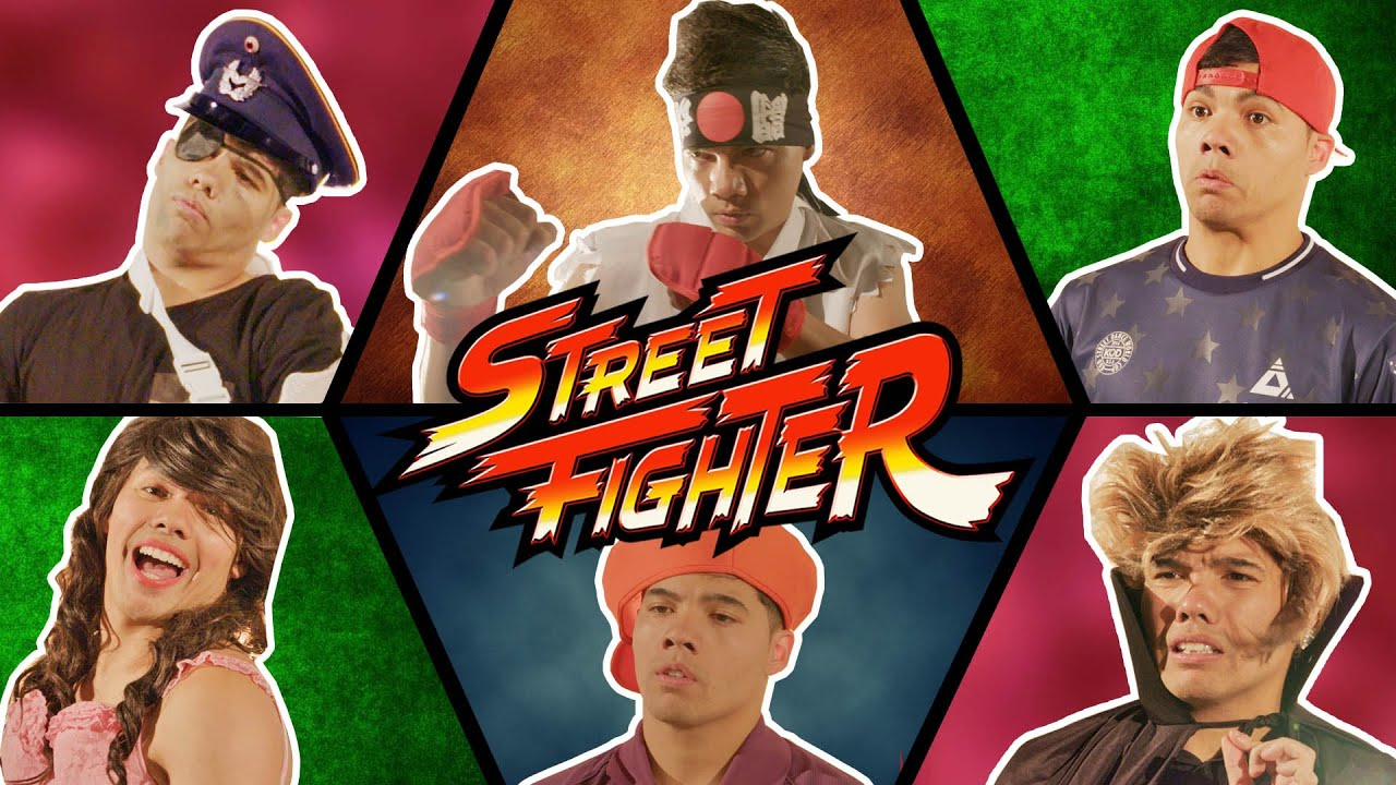 20 Rejected Street Fighters (ft. Ryanimay)