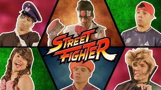 20 Rejected Street Fighters by : theDOMINICshow