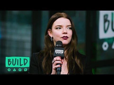 "Anya Taylor-Joy & Cory Finley Speak On Their Film, ""Thoroughbreds"""