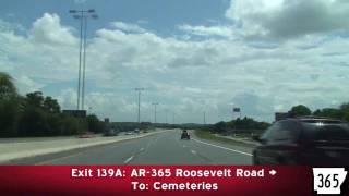 Freeway Tour: Little Rock Arkansas