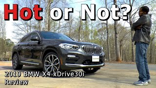 2019 BMW X4 xDrive30i Review - Sporty Looker, Comfy Cruiser