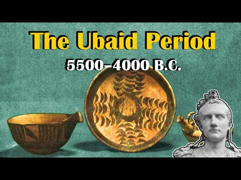 Mesopotamia: The Ubaid Period (5500–4000 B.C.)
