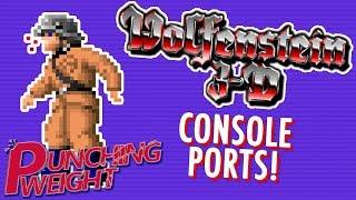Wolfenstein 3D Console Ports | Punching Weight [SSFF]