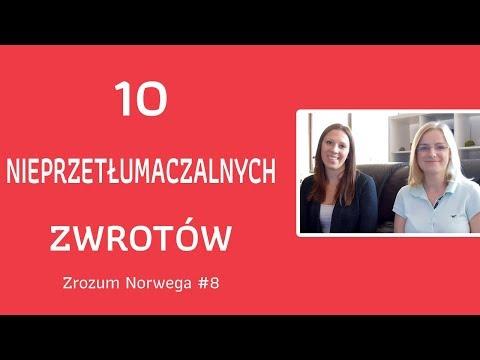 Zrozum Norwega #8 - 10 nieprzetłumaczalnych zwrotów w języku norweskim