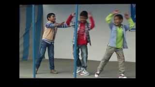 Chinta ta ta chita chita dance by kids