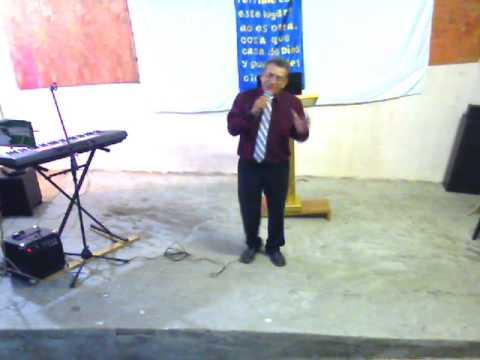 PASTOR EVANGELISTA JOSE MERCADO