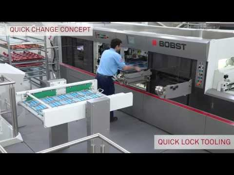 BOBST EXPERTCUT 106 PER  Autoplaten® Die-cutter - Like An EXPERTCUT Only Better !