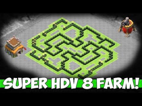 Village Farming HDV 8