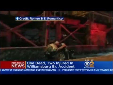 Williamsburg Bridge Crash Update