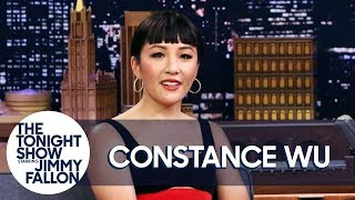 Bill Murray Made Constance Wu Feed His Parking Meter