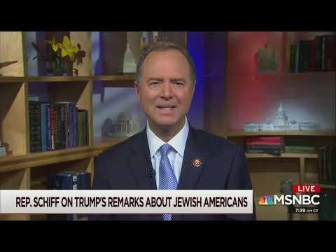 Adam Schiff predicts American Jews will reject Trump in 'record numbers'