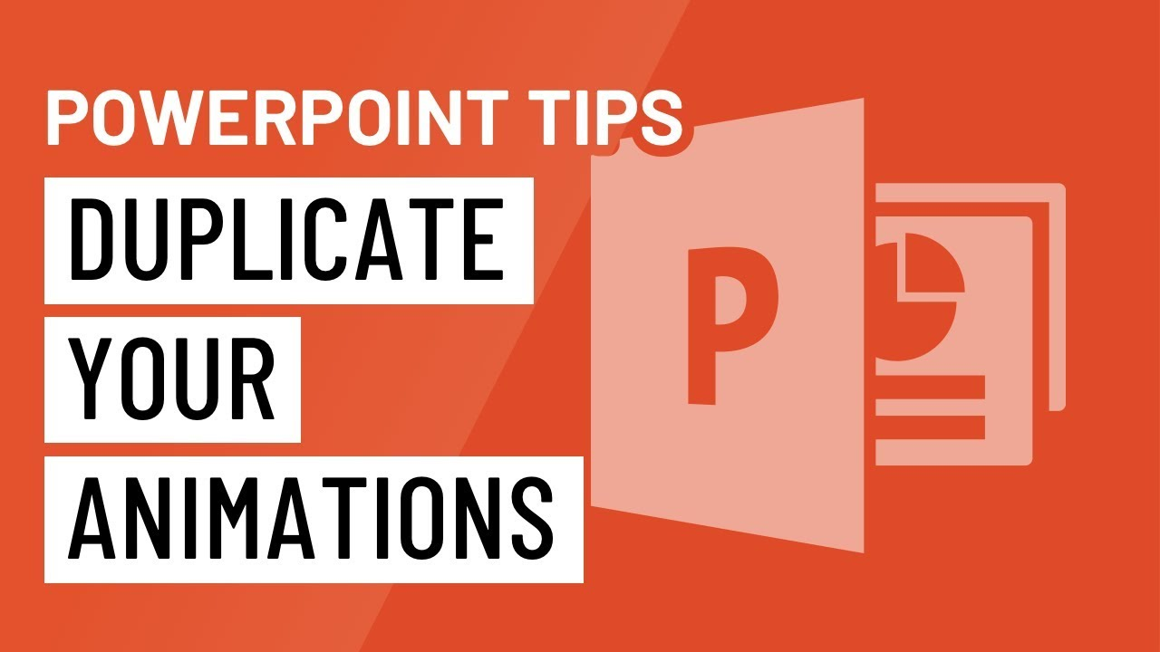 PowerPoint Quick Tip: Duplicate Your Animations