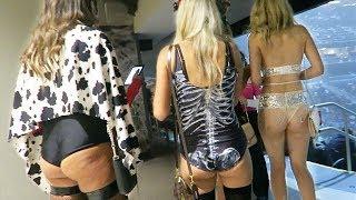 Girls Dress Like This For Kanye West Concert?! (Reason For Broken Vlog Streak!)
