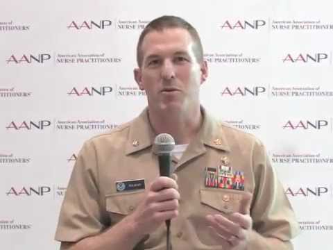 AANP Honors Military Nurse Practitioners