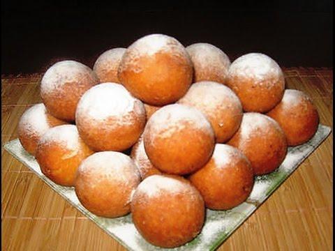 Как приготовить творожные пончики в масле