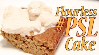 Flourless Pumpkin Spice Latte Cake | Rule Of Yum Recipe