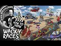 Drawing Wacky Races   Old School Cartoon Illustration