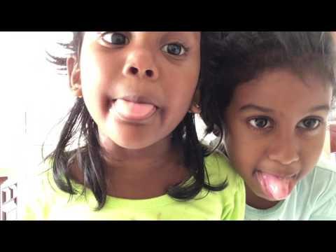 Momma Is Baking a Cake - Guyana Travel Vlog 5