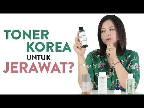 5 Rekomendasi Toner Korea | Skincare 101