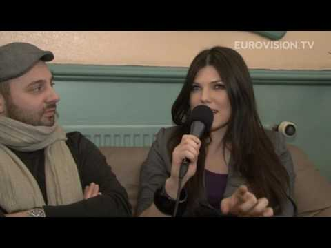 Interview with Paula Seling & Ovi from Romania