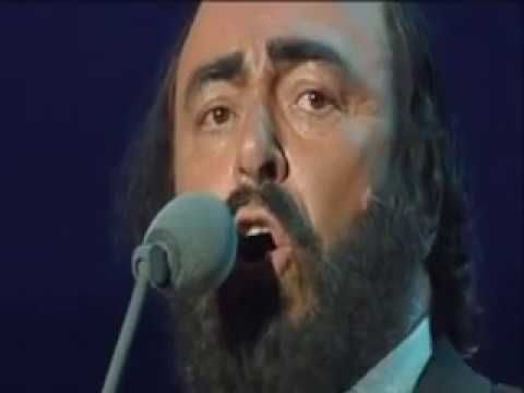 Pavarotti & B B  King The Thrill Is Gone
