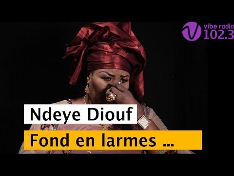 Ndeye Diouf: Elle Craque Et Pleure En Revenant Sur Son Passé