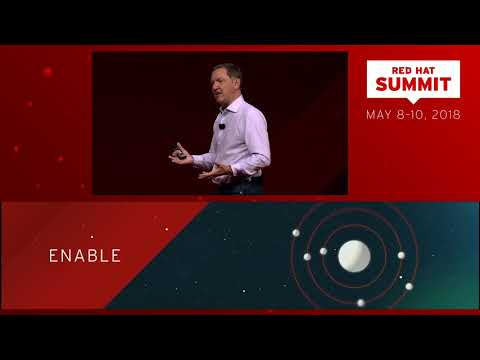 Jim Whitehurst at Red Hat Summit 2018: Ideas worth exploring