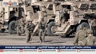 قوات أميركية في قواعد الموصل