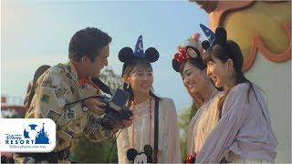 【公式】公式アプリの「ディズニー・フォト」で楽しいフォト体験!| 東京ディズニーリゾート/Tokyo Disney Resort