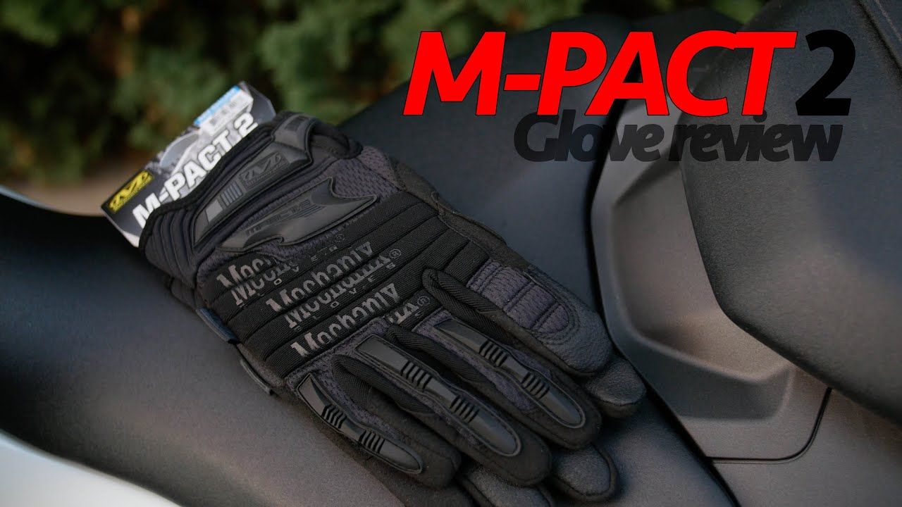 Leather work gloves m pact 2 - Mechanix Wear M Pact Ii Glove Review Motorcycle Tactical Work Glove