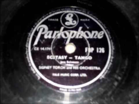 Ecstasy tango-Sidney Torch-1952