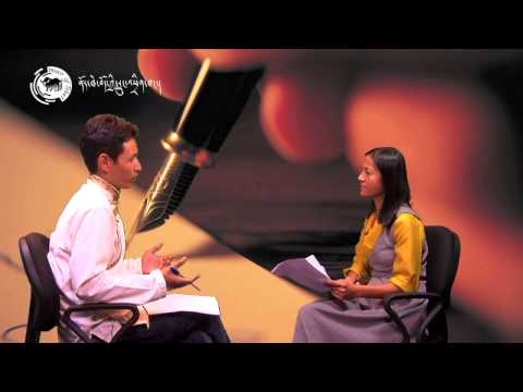 Interview with Tibetan writer and poet: Tsering Wangmo Dhompa