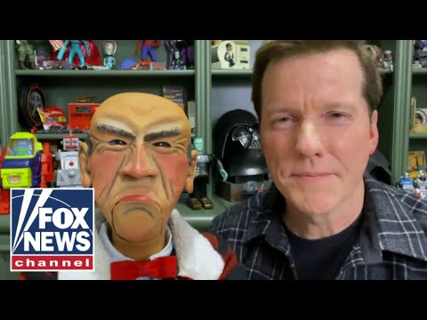 Jeff Dunham 'just doesn't understand' why the Obama's need a comedy show