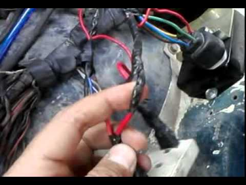 How to isntall the Dodge 5 pin ECU  YouTube