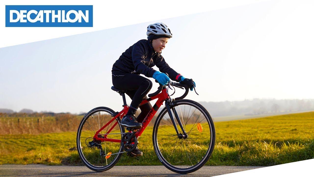 Bici Da Corsa Bambino Triban 100 Btwin Decathlon Italia