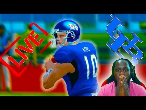 MAC Conference Play Begins!! | 60 Overall Rebuild Dynasty #3 (STREAM HIGHLIGHTS)