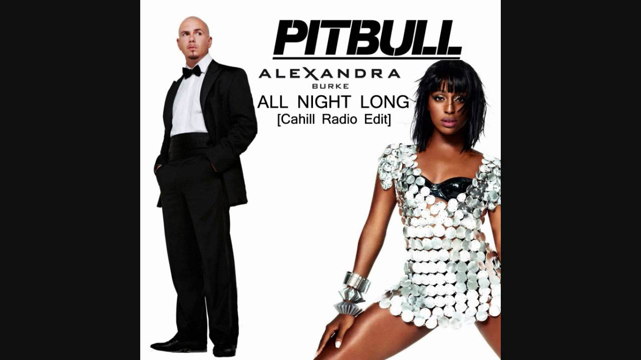 Alexandra Burke - All Night Long Lyrics