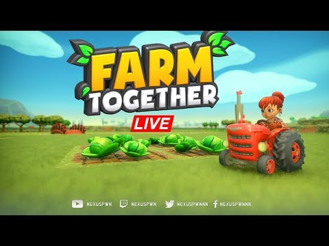 RENDBE TESSZÜK AMIT KELL | FARM TOGETHER Live