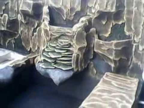Tukang Kolam Tukang Taman Pembuatan Relief Miniatur Air Terjun By Berkah Taman