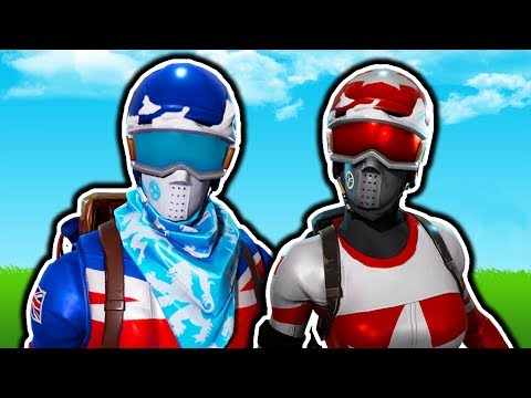 FORTNITE ALPINE ACE SKINS & MOGUL MASTER SKINS RETURN! FORTNITE ITEM SHOP UPDATE! VBUCKS GIVEAWAY
