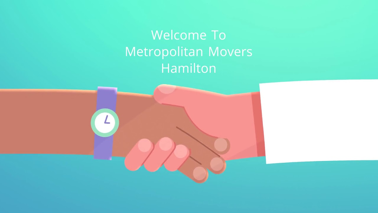 Best Metropolitan Moving Company in Hamilton, ON