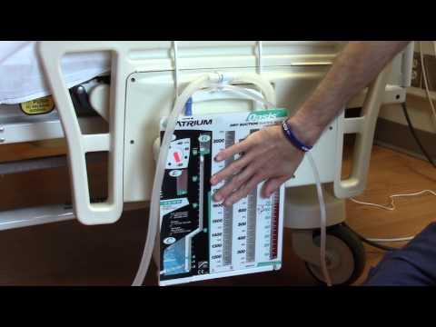 Chest Tubes: Setup And Maintenance