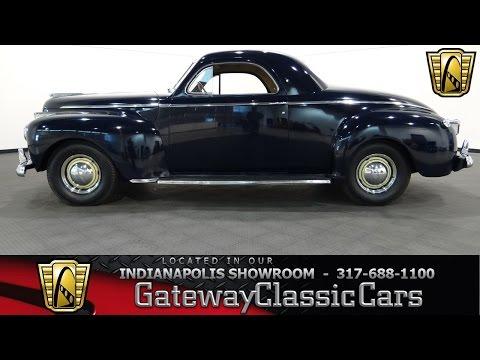 1940 Chrysler Windsor - Gateway Classic Cars Indianapolis - #684 NDY