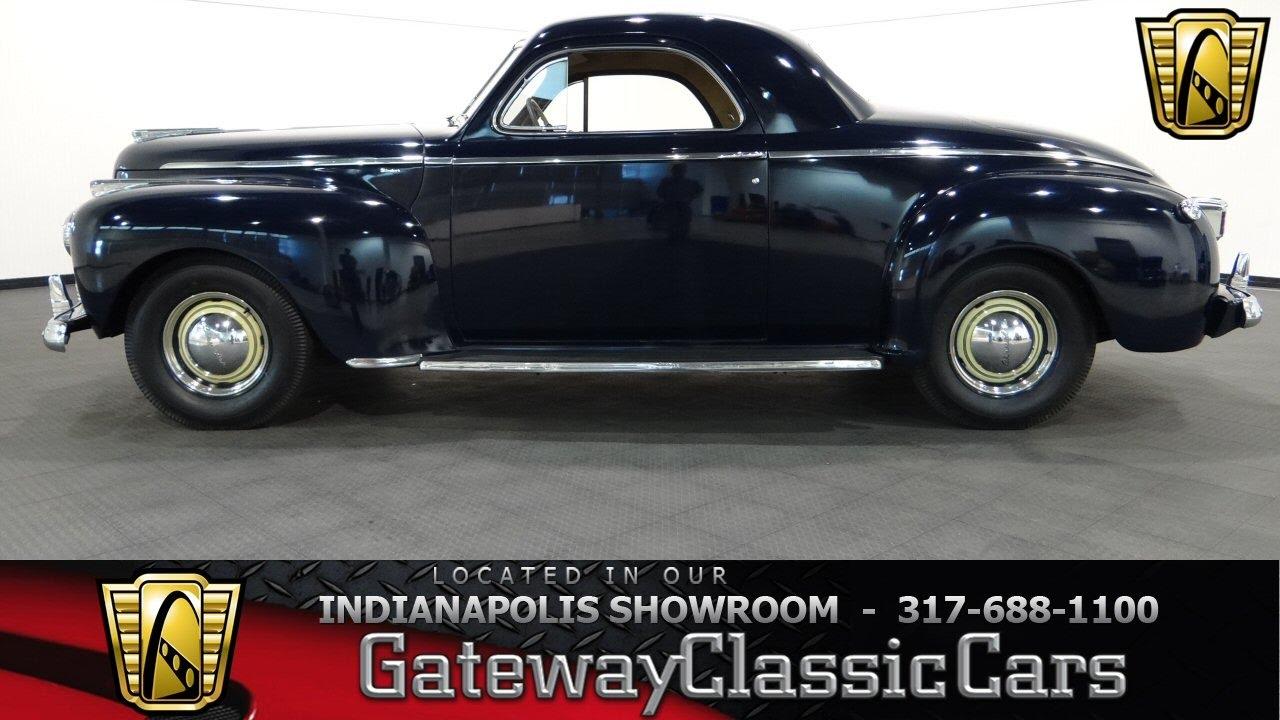 1940 Chrysler Windsor - Gateway Classic Cars Indianapolis - #684 ...