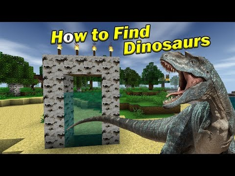How to Find DINOSAURS | Survival Craft 2