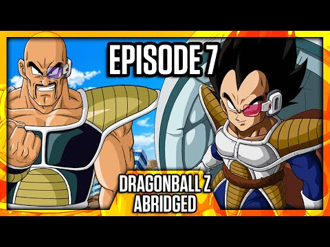 DragonBall Z Abridged: Episode 7 - TeamFourStar (TFS)